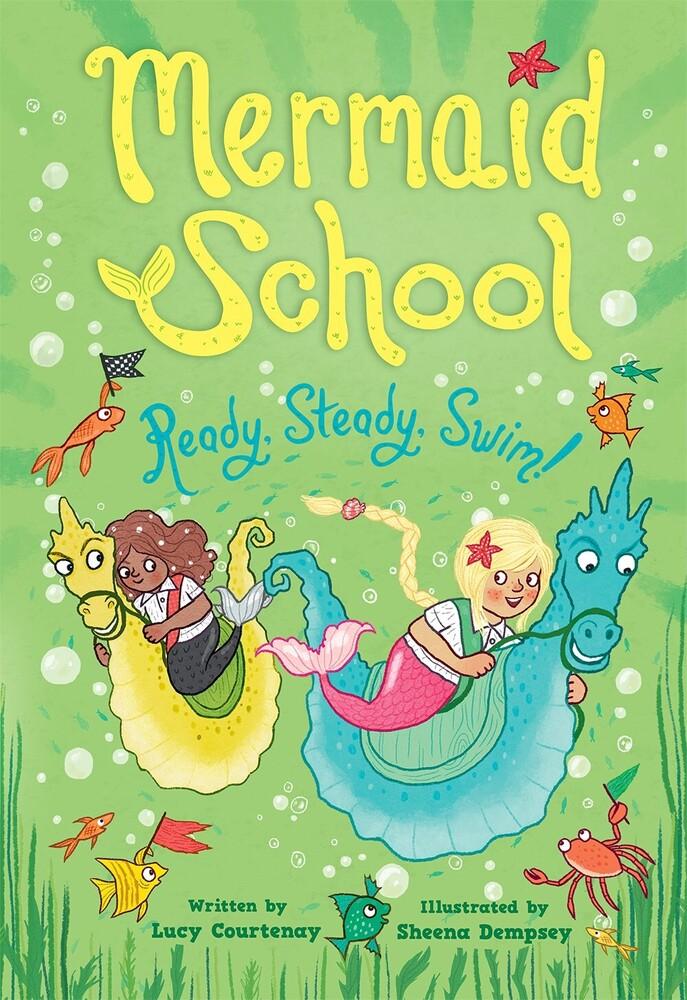 - Ready, Steady, Swim!, Mermaid School 3