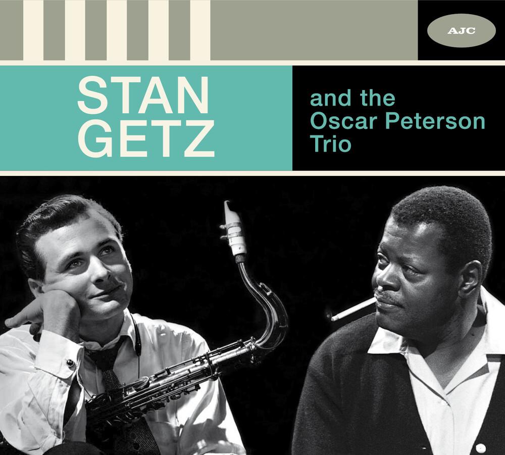 Stan Getz - Stan Getz & The Oscar Peterson Trio: The Complete Session [DigipakWith Bonus Track]