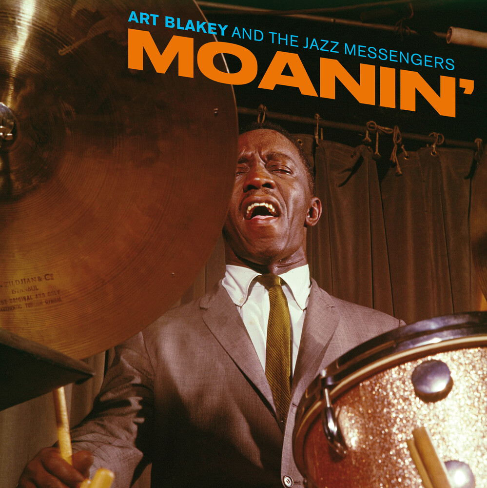 Art Blakey - Moanin (Bonus Tracks) [Colored Vinyl] [180 Gram] (Red) (Spa)