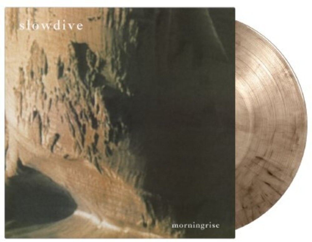 Slowdive - Morningrise [Import Limited 180-Gram 'Smoke' Colored LP]