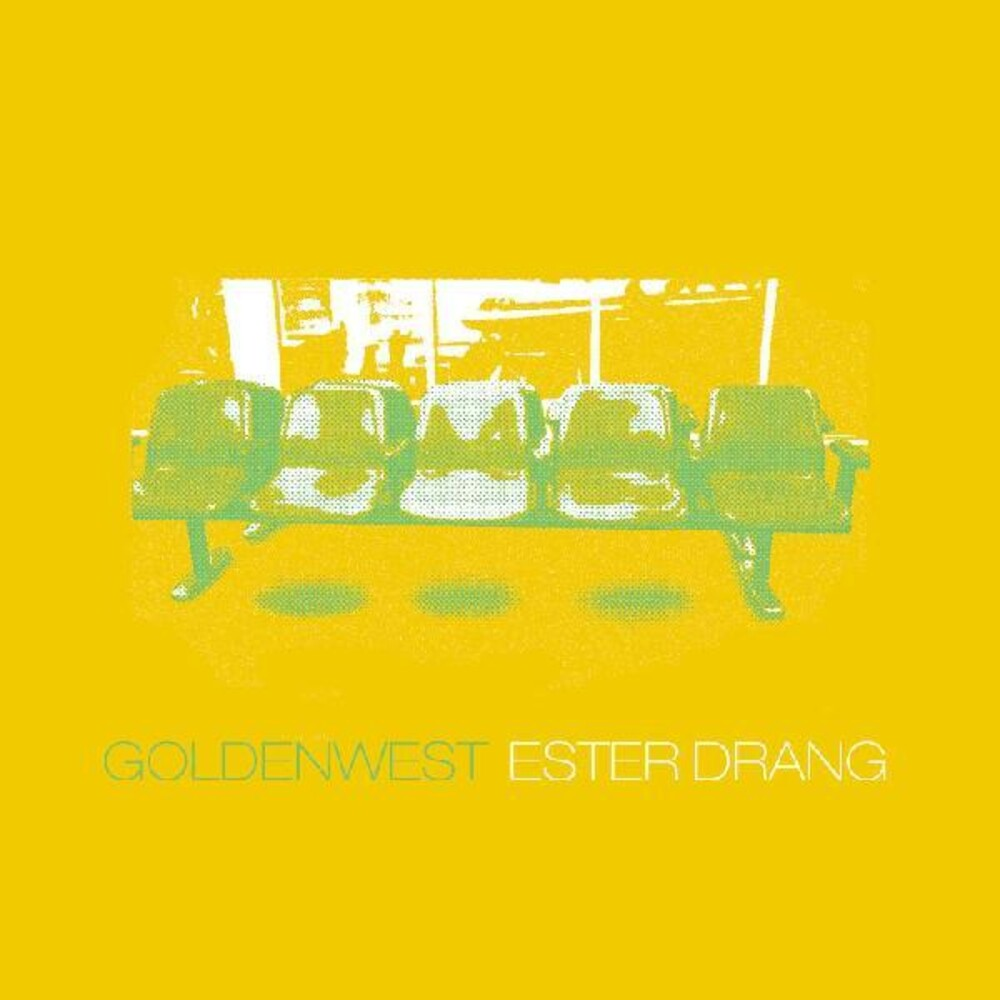 Ester Drang - Goldenwest [Colored Vinyl] (Gate) (Grn) [Download Included]