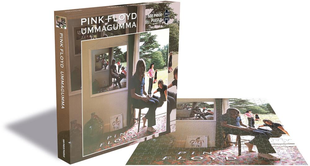 Pink Floyd - Pink Floyd Ummagumma (500 Piece Jigsaw Puzzle)