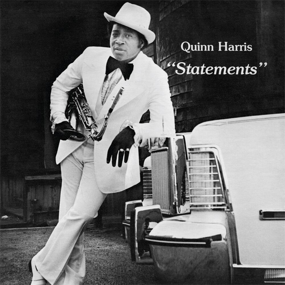 Quinn Harris - Statements