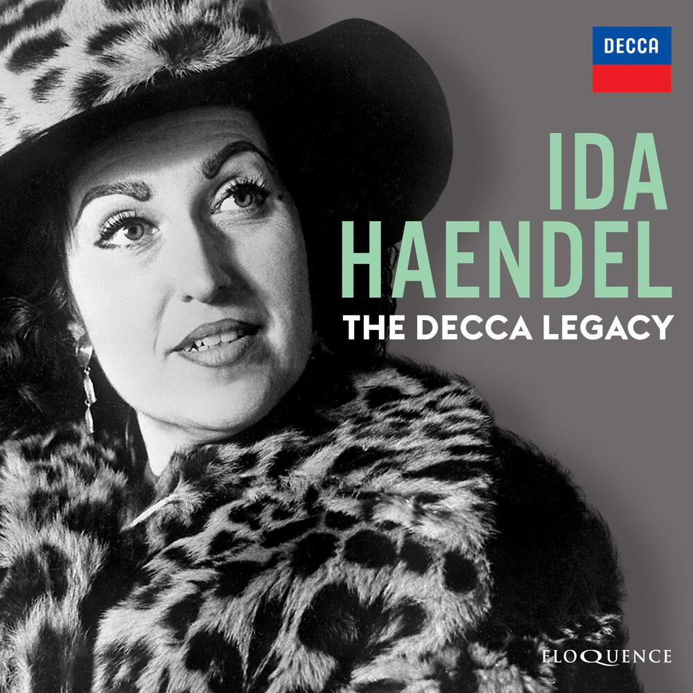 Ida Haendel - Decca Legacy (Box) (Aus)