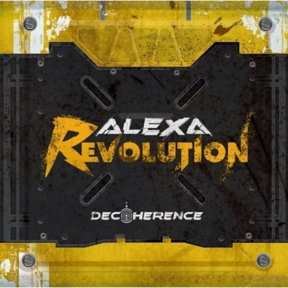 Alexa - Decoherence [With Booklet] (Asia)