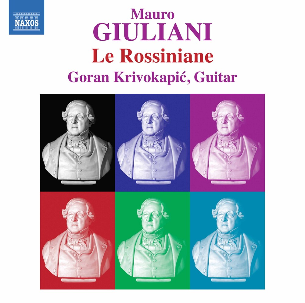 Giuliani / Krivokapic - Le Rossiniane