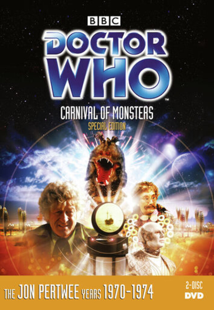 - Doctor Who: Carnival Of Monsters (2pc) / (Full)