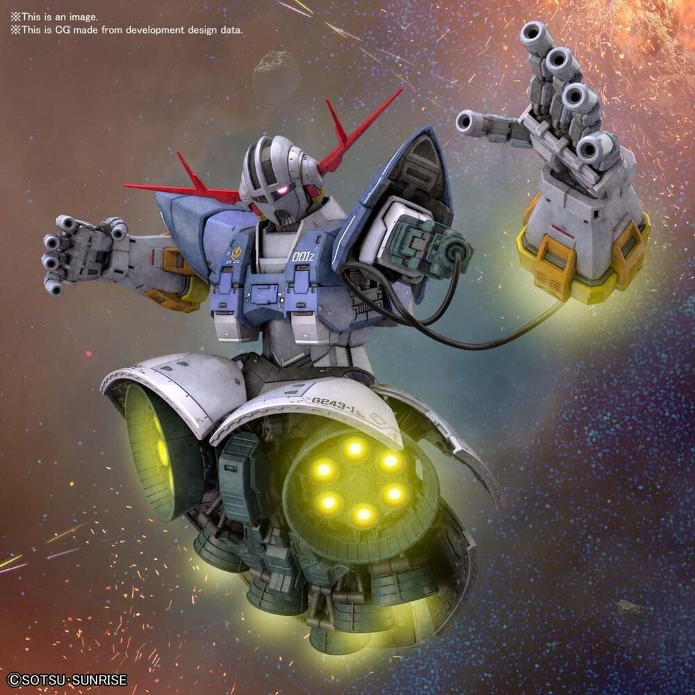 Bandai Hobby - Bandai Hobby - Mobile Suit Gundam - Last Shooting Zeong Effect Set, Bandai Spirits RG 1/144