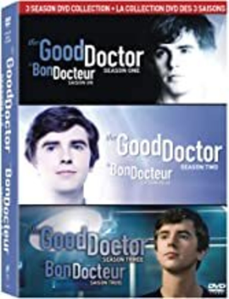 Good Doctor: Seasons 1-3 - Good Doctor: Seasons 1-3 (15pc) / (Box Can Ntr0)