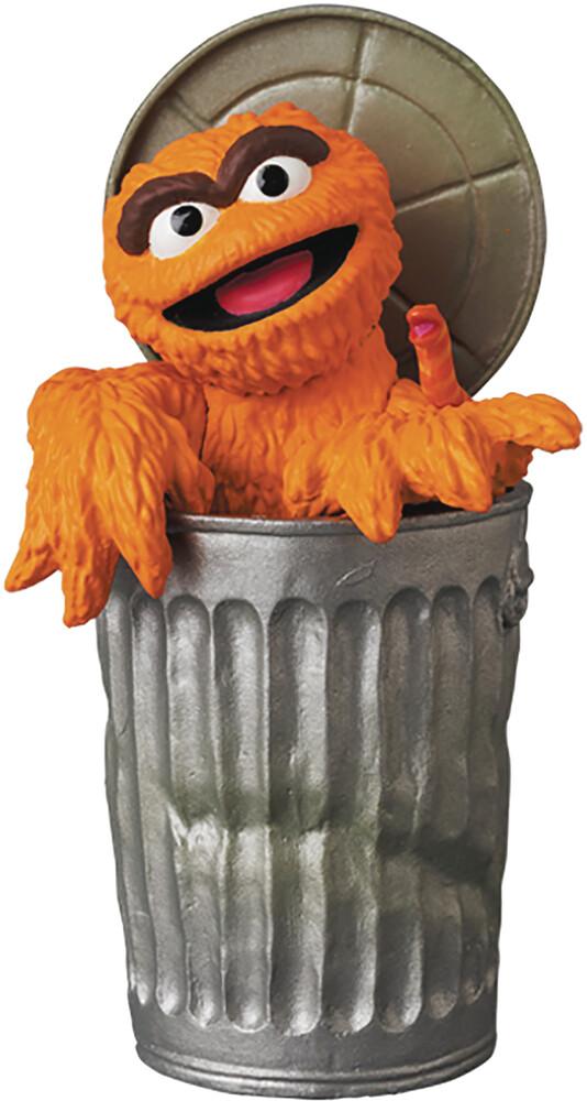 Medicom - Medicom - Sesame Street UDF Series 2 Oscar The Grouch Original OrangeFigure