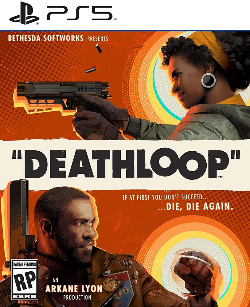 Ps5 Deathloop - Deathloop for PlayStation 5