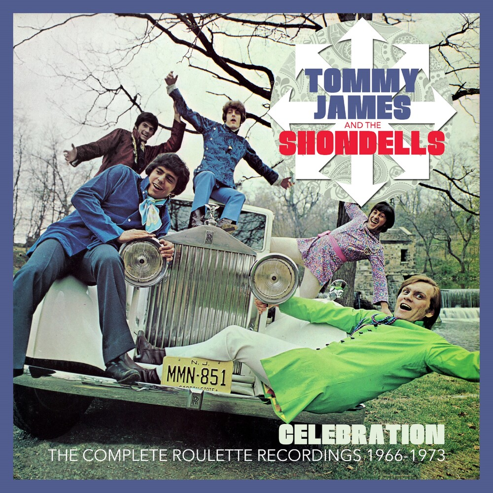 Tommy James & The Shondells - Celebration: Complete Roulette Recordings 1966-73