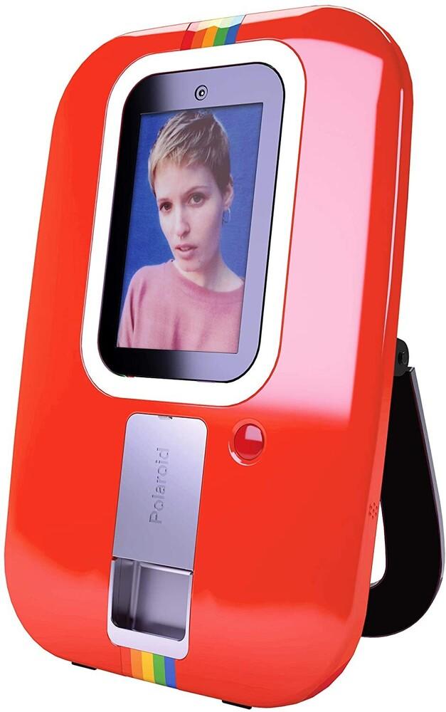 Polaroid Photobooth (Red) - Polaroid Photobooth - Red