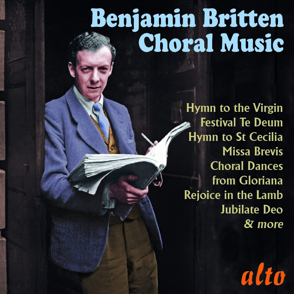 St Johns Cambridge / George Guest - Benjamin Britten: Choral Music