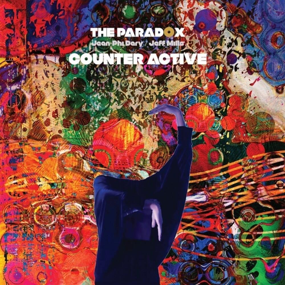 Paradox / Dary, Jean-Phi / Jeff Mills - Counter Active (2pk)