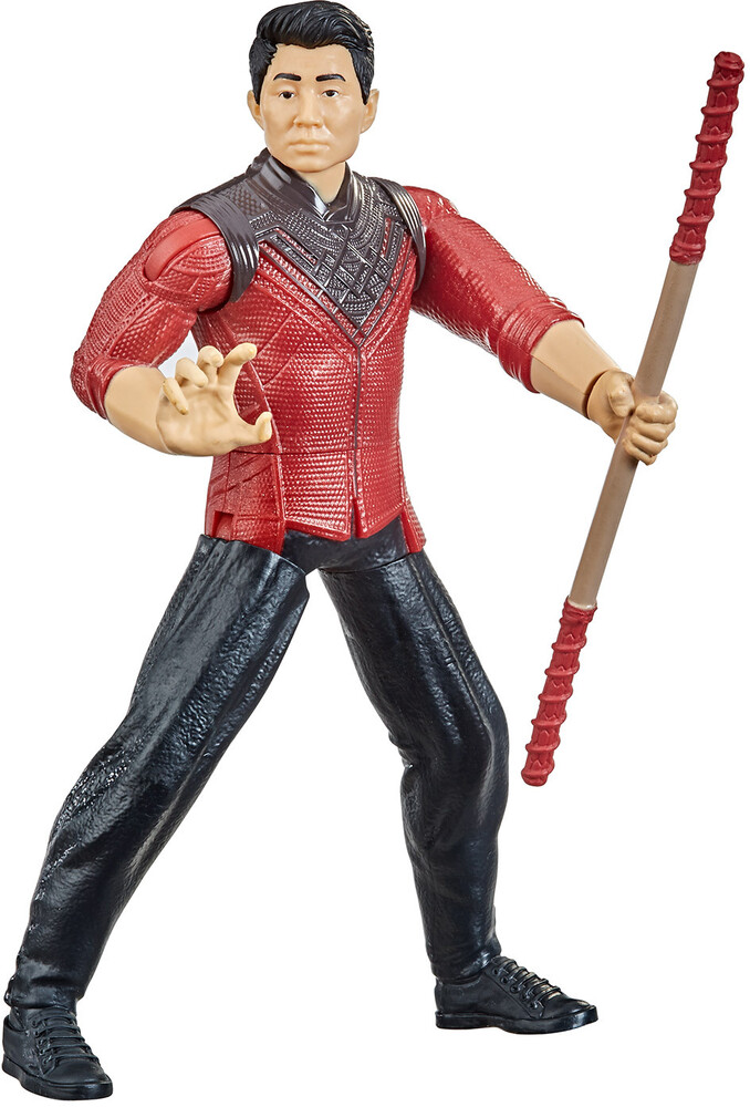 - Hasbro Collectibles - Marvel Shang-Chi 6 Inch Figure Captain Punch
