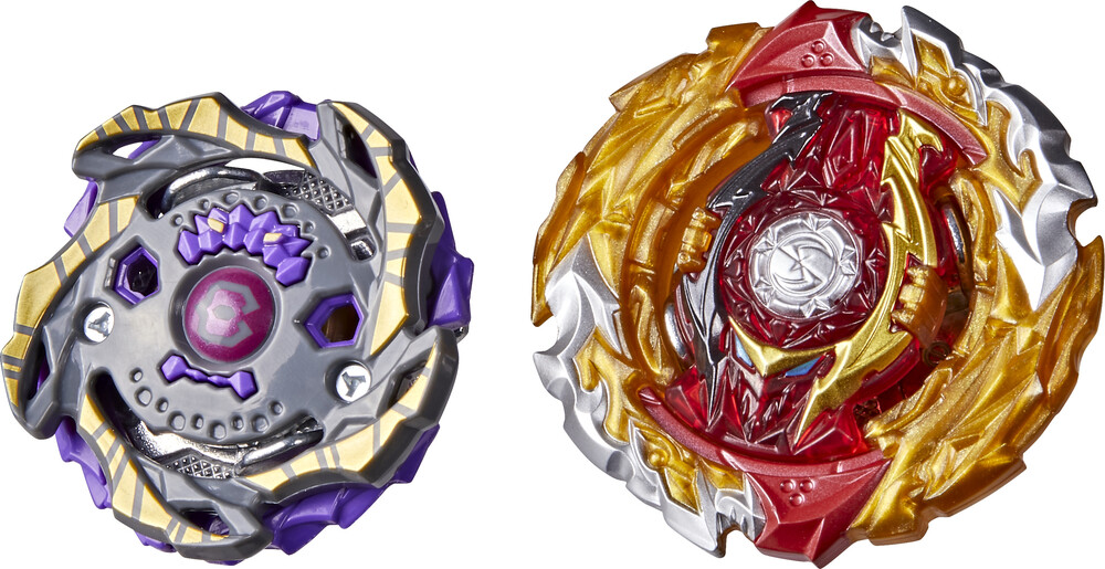 Bey Sps Dual Pack 006 - Hasbro Collectibles - Beyblade Sps Dual Pack 6
