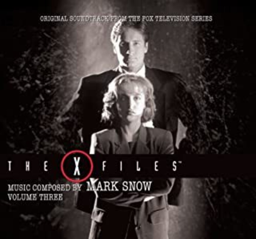Mark Snow - X-Files Box: Vol 3 (Original Soundtrack)