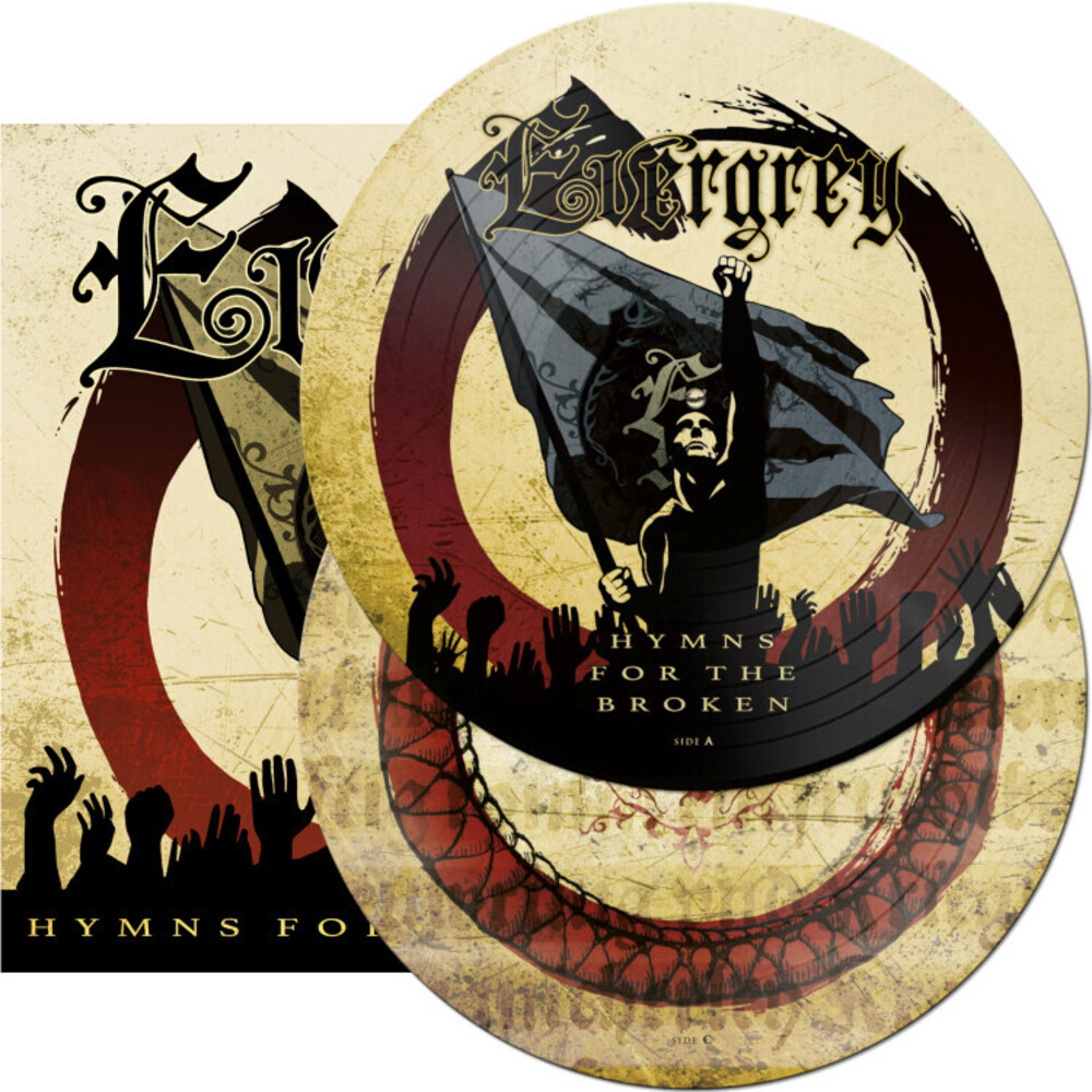 Evergrey - Hymns For The Broken [Indie Exclusive] (Picture Vinyl) (Gate)