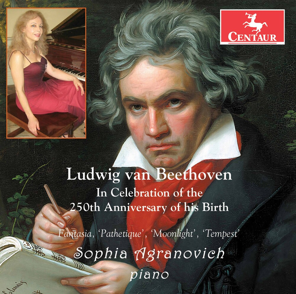 Beethoven / Agranovich - Celebration of the 250th