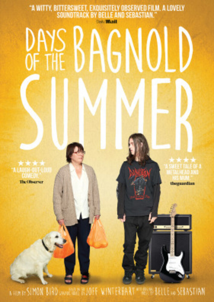 Days of the Bagnold Summer - Days Of The Bagnold Summer