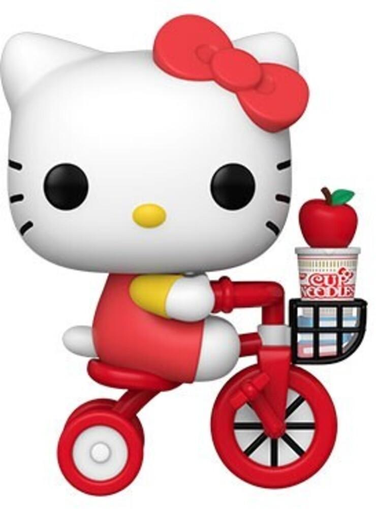 Funko Pop! Sanrio: - Hellokittyxnissin- Hello Kitty On Bike (Vfig)
