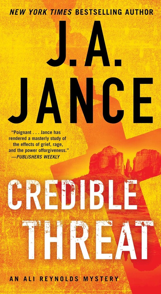 Jance, J a - Credible Threat: An Ali Reynolds Mystery