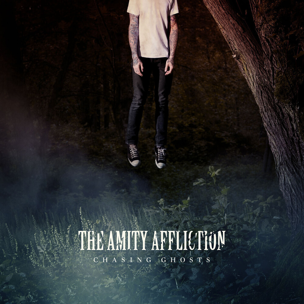 Amity Affliction - Chasing Ghosts [Colored Vinyl]