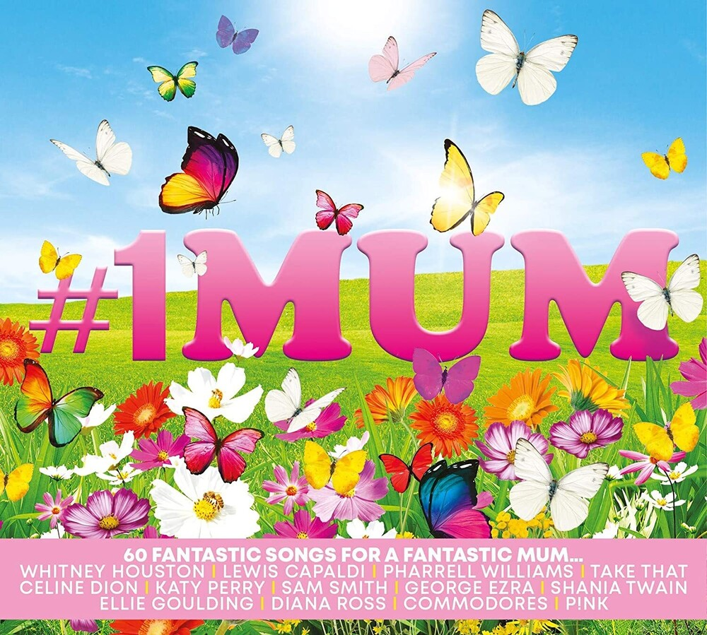 #1 Album: Mum / Various - #1 Album: Mum / Various (Uk)