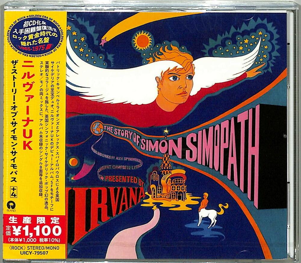 Nirvana - Story Of Simon Simopath (Bonus Track) [Reissue] (Jpn)