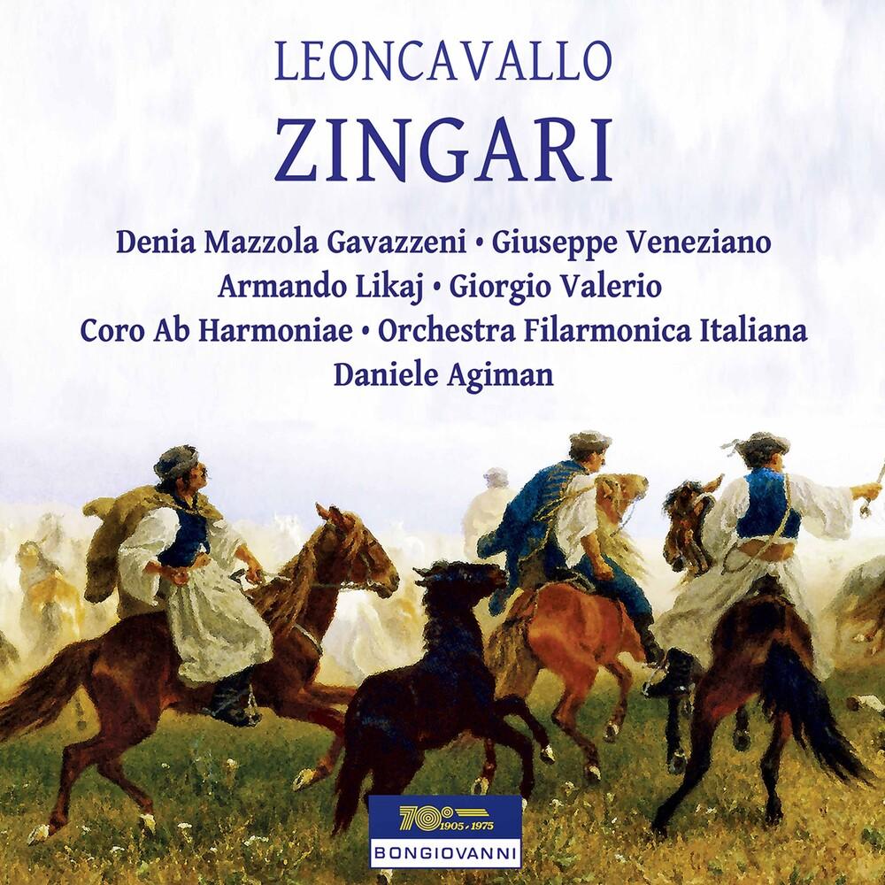 Denia Mazzola Gavazzeni - Zingari