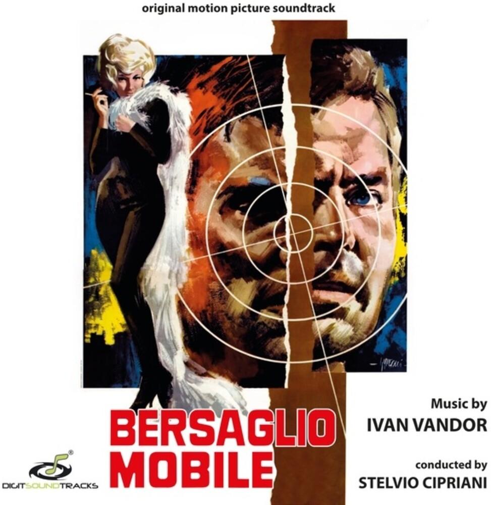 Ivan Vandor  (Ita) - Bersaglio Mobile / O.S.T. (Ita)