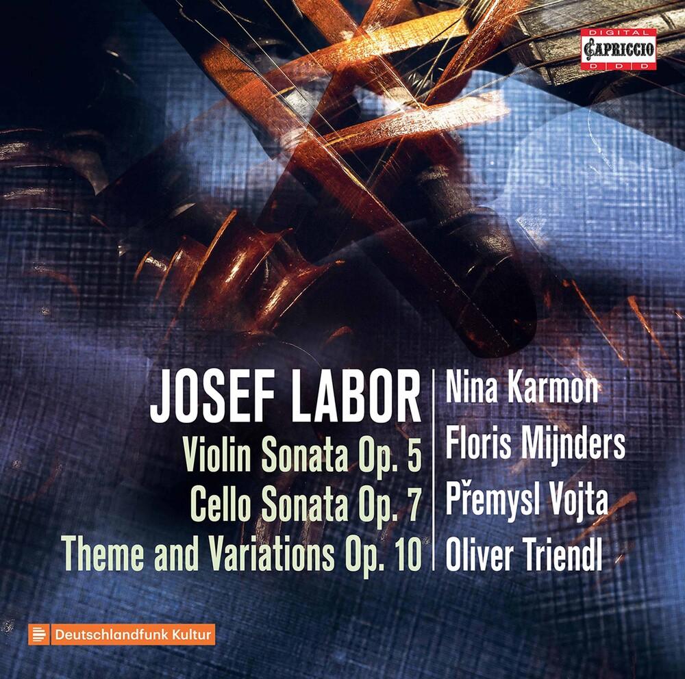 Labor / Karmon / Triendl - Violin Sonata 5