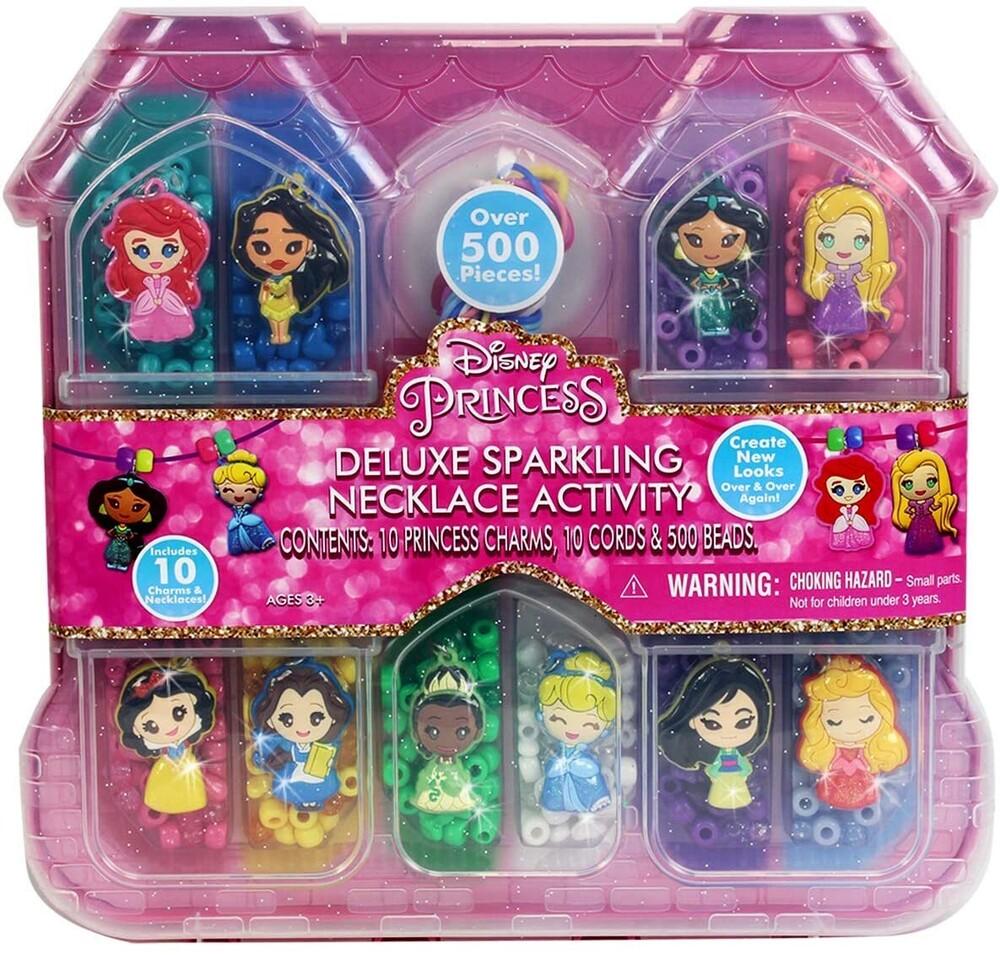 - Tara Toys - Princess Deluxe Sparkling Necklace Activity (Disney)