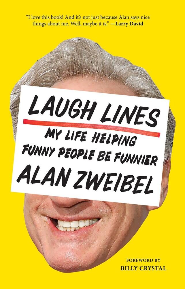Alan Zweibel - Laugh Lines (Ppbk)