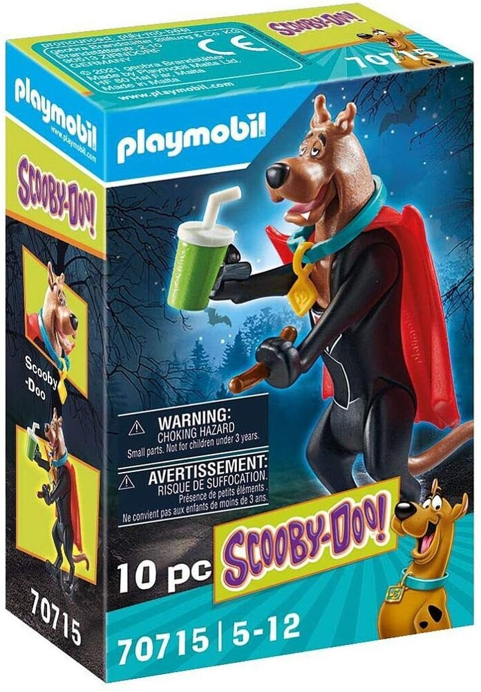 - Scooby Doo Collectible Vampire Figure (Fig)