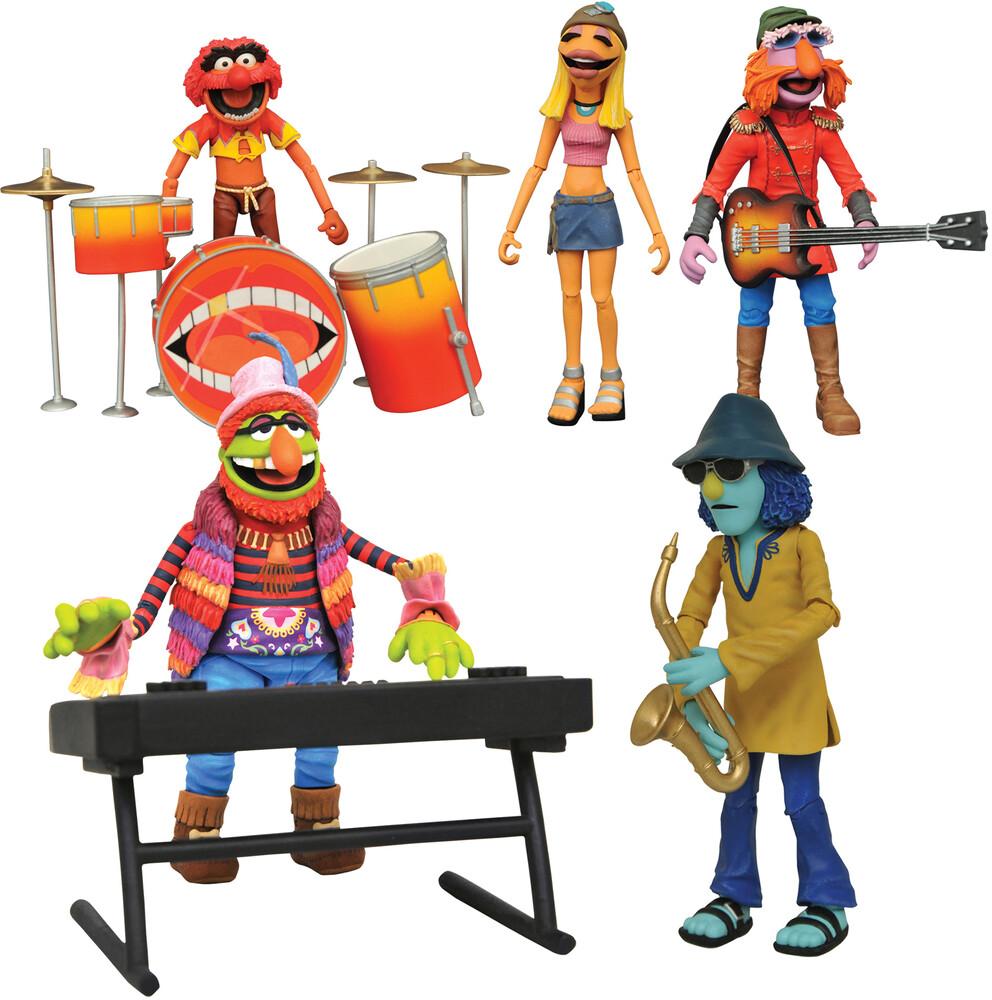 - Muppets Best Of Series 3 Figure Assortment (Asso)