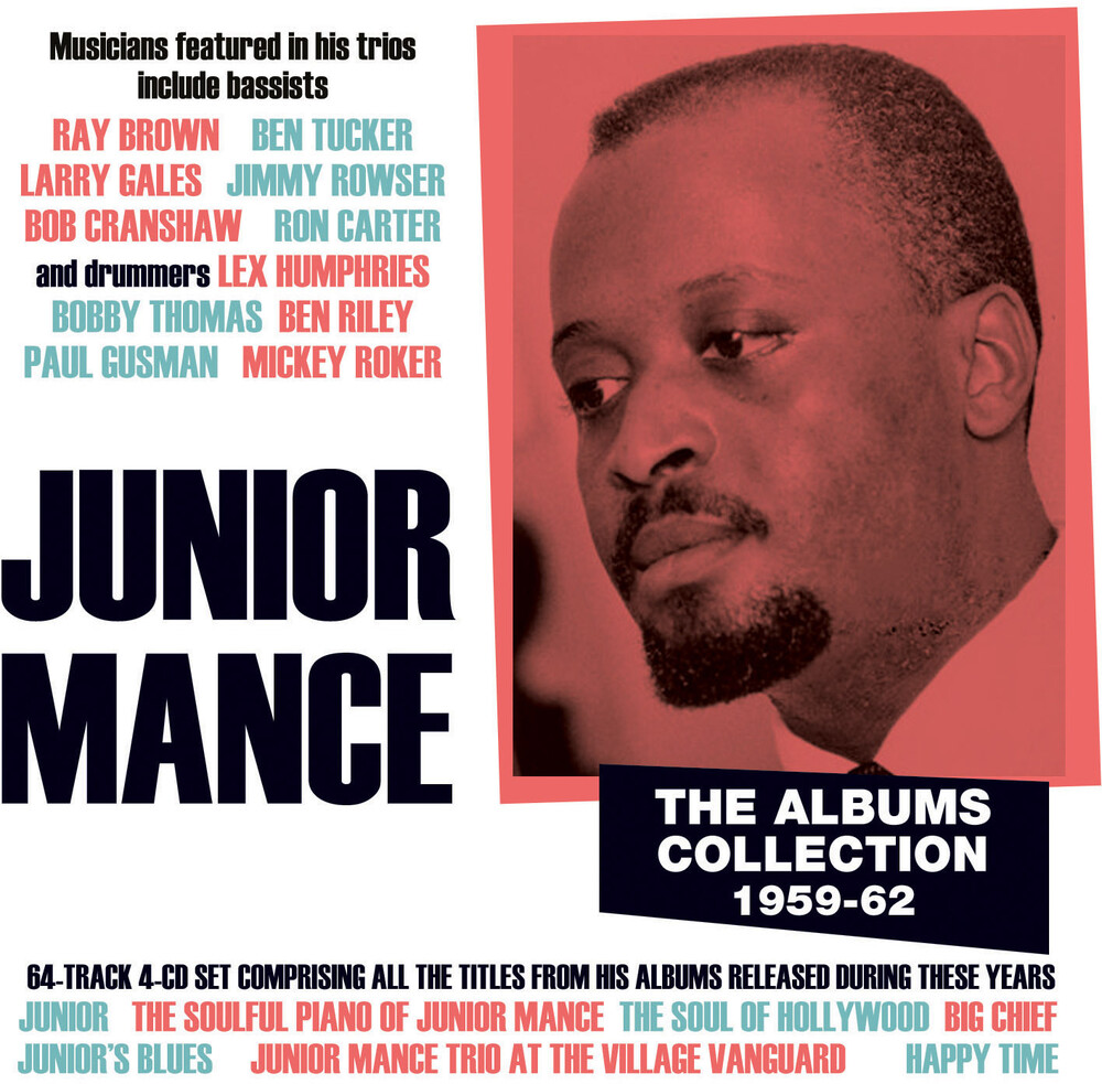 Junior Mance - Albums Collection 1959-62