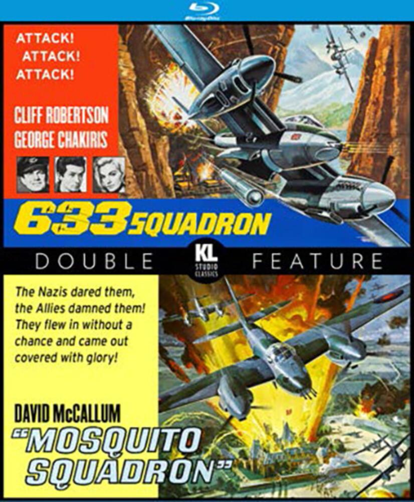 - 633 Squadron / Mosquito Squadron