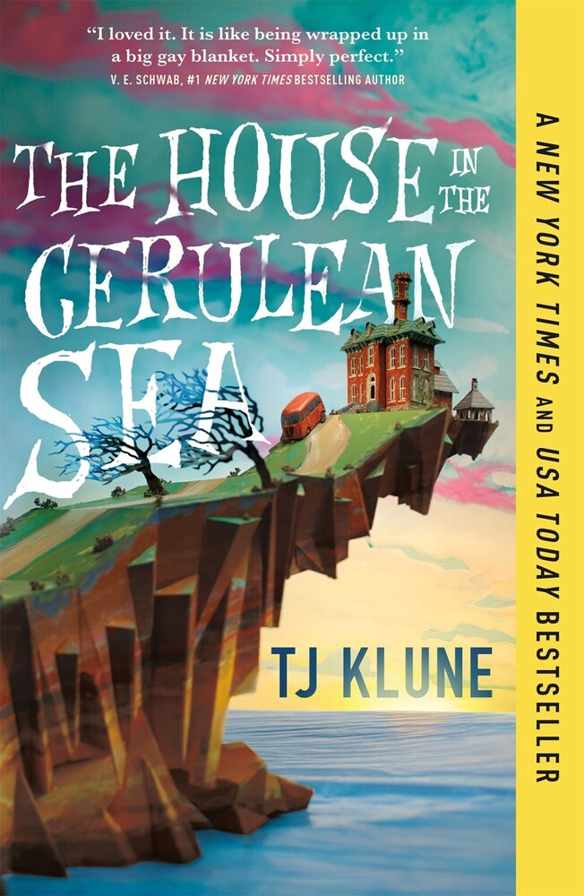 TJ Klune - House In The Cerulean Sea (Ppbk)