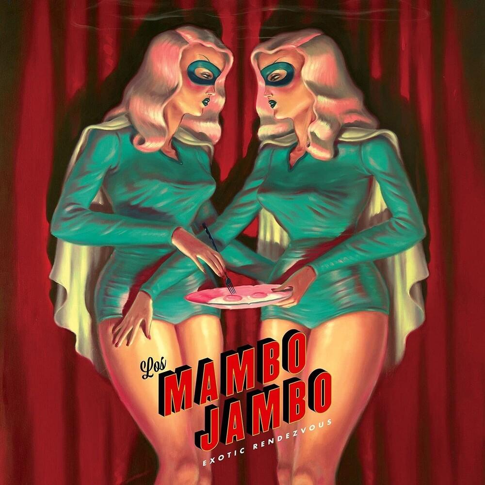 Los Mambo Jambo - Exotic Rendezvous (Spa)
