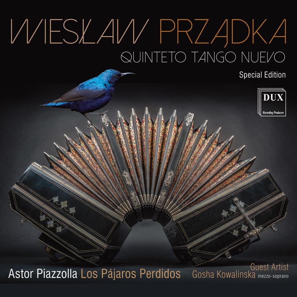 Piazzola / Wieslaw Przadka Quinteto Tango Nuevo - Los Pajaros Perdidos