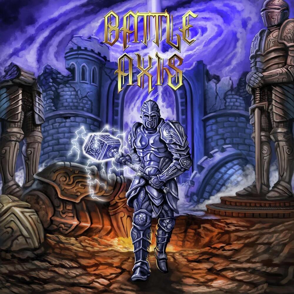 - Battle Axis