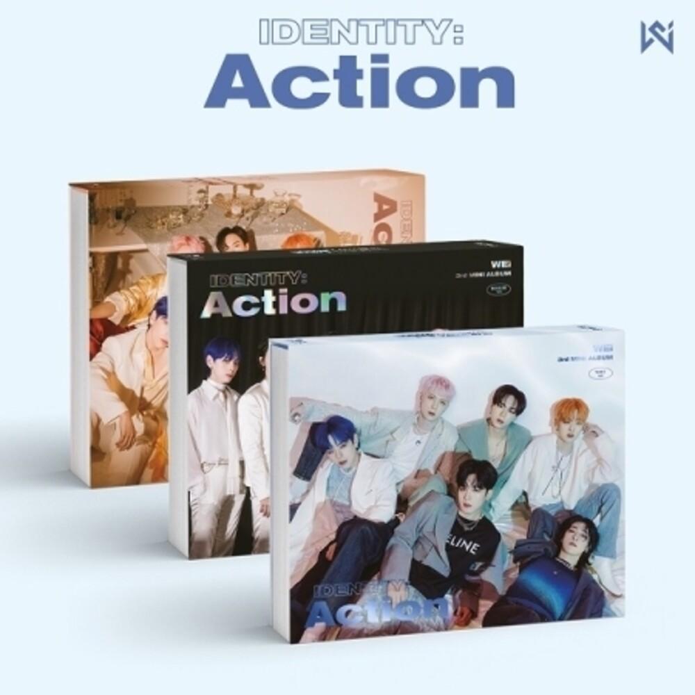 Wei - Identity: Action (Phob) (Phot) (Asia)