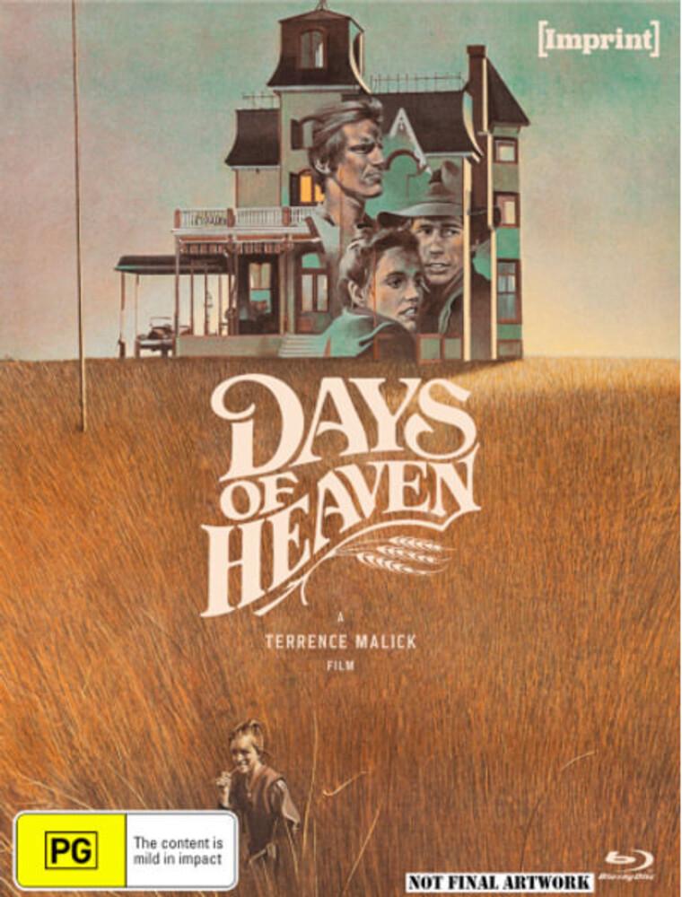 Days of Heaven - Days Of Heaven / (Ltd Aus)
