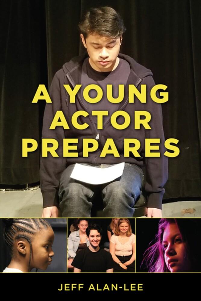Alan-Jeff Lee - Young Actor Prepares (Ppbk)