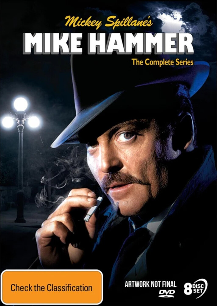 Mickey Spillane's Mike Hammer: The Complete Series - Mickey Spillane's Mike Hammer: The Complete Series
