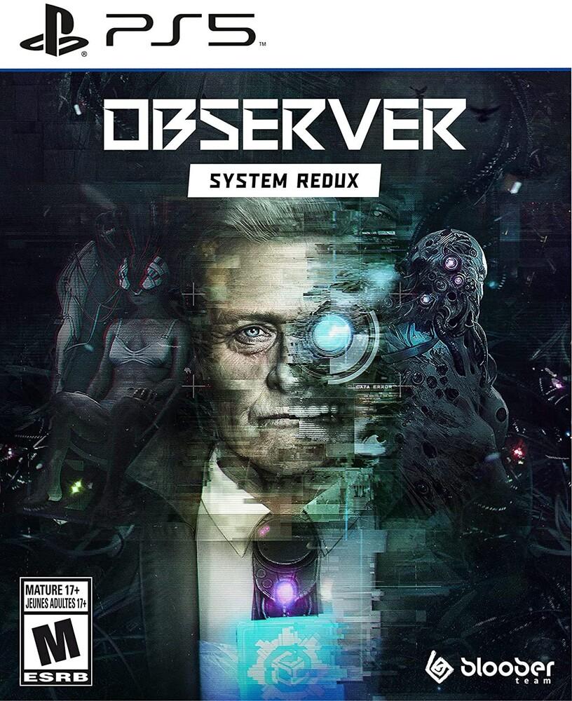 Ps5 Observer: System Redux - Ps5 Observer: System Redux