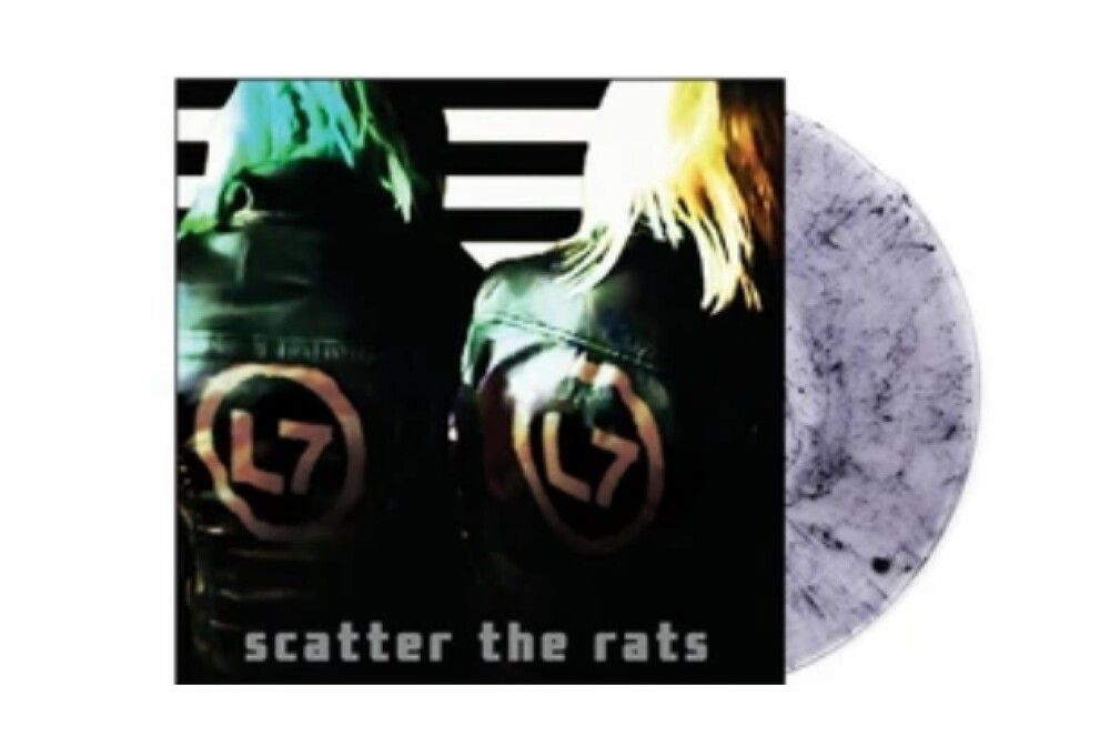 L7 - Scatter The Rats (Blk) [Colored Vinyl] (Gry) [Limited Edition] (Wht)