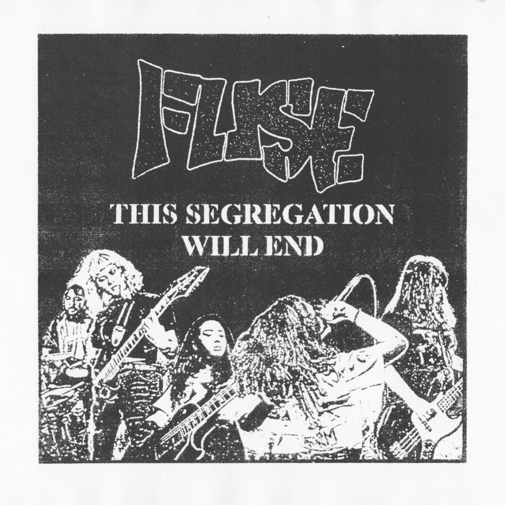 Fuse - This Segregation Will End (Blue) [Colored Vinyl] (Uk)